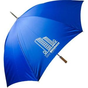 Promotional Items with Logo - Budget Golf Umbrella