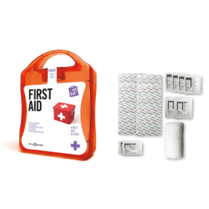 Promotional First Aid Kit Branded with Logo