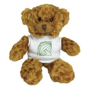 "Promotional Soft Toy - 5"" Jango Bear with T Shirt"
