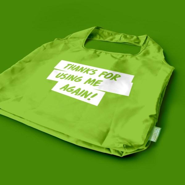 Promotional RPET Bag made from Bottles