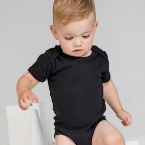 100% Organic Cotton Baby Bodysuit