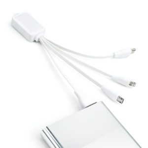 Smart 4-in-1 Charging Cable
