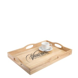 Branded Wooden Tray