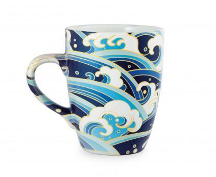 colour infusion mug