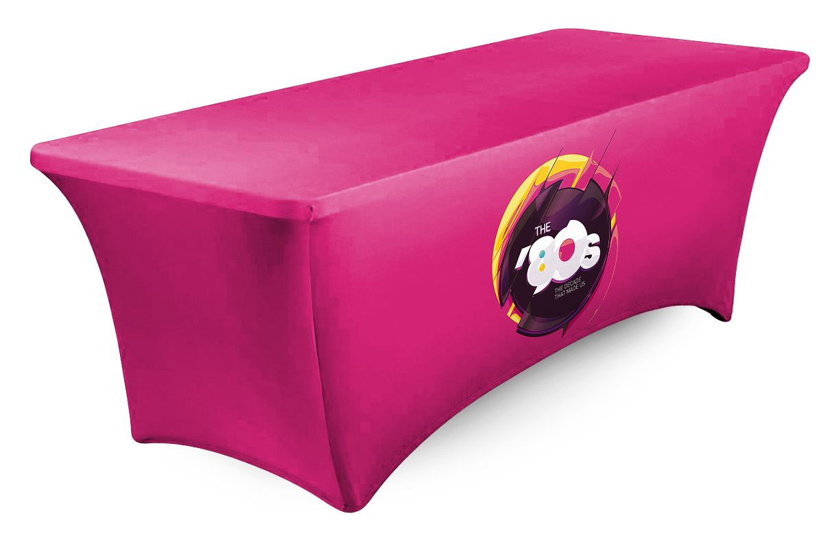 182 & Promotional Custom Printed Fitted Tablecloths - The Sourcing Team