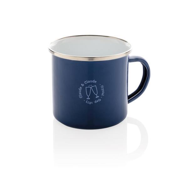 Promotional Printed Enamel Mugs