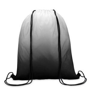 Promotional Gradient Drawstring Backpacks Custom Printed