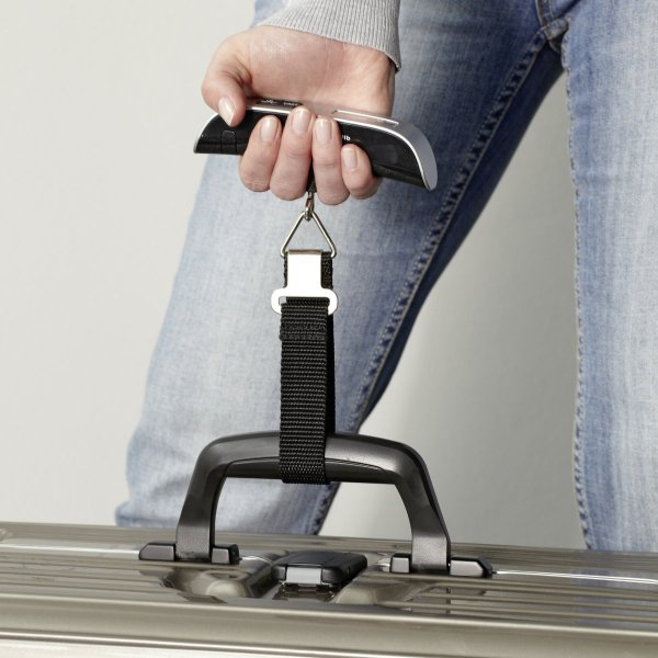 Branded Electronic Luggage Scale with Logo