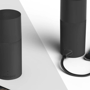 Branded Wireless Speaker and Portable Powerbank