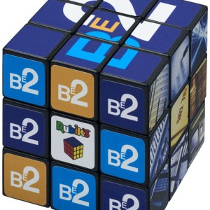 Promotional Item - Rubik's Cube with Branding on all Sides