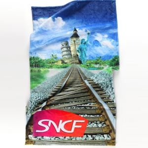 Promotional Products - Digitally Printed Beach Towels