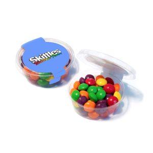 Branded Eco Midi Pot - Skittles