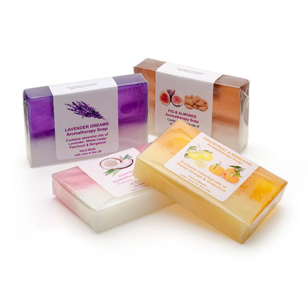 Promotional Hand made Aromatherapy Soap