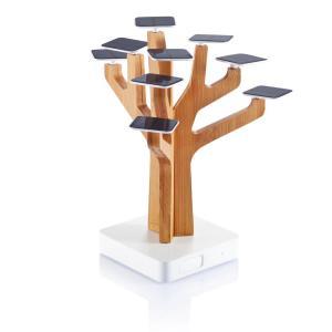 Promotional Solar Suntree with Logo