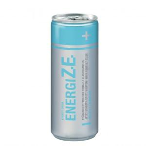 Promotional Energy Drinks