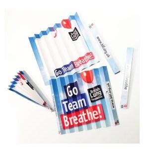 Promotional Biodegradable Clap Banner