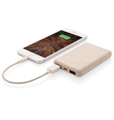 Branded Eco Pocket Powerbank