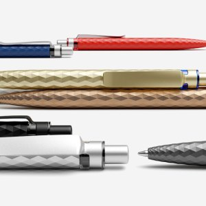 Branded Pen made from Stone