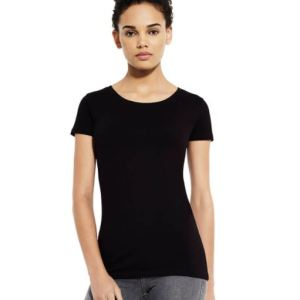 Branded Earth Positive Women's Classic Stretch T-shirt