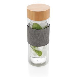 Impact Borosilicate Glass Bottle