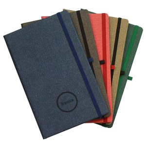 Evolve Eco Notebook made from 100% Recycled Paper