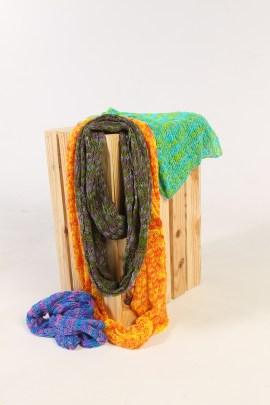 Eco Silk Infinity Scarf
