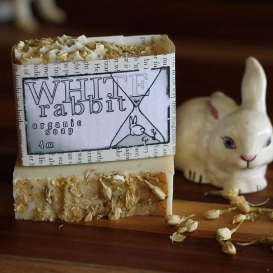 White Rabbit Bar Soap