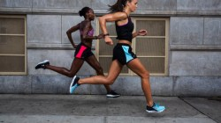 Under Armour women's UA-Fly By running