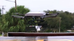 -Flight Drone Deliveries Take Off