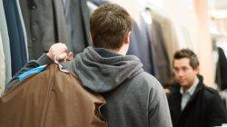 January Retail Sales Dip, Apparel Remains