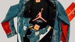 The Levi's x Air Jordan Collaboration