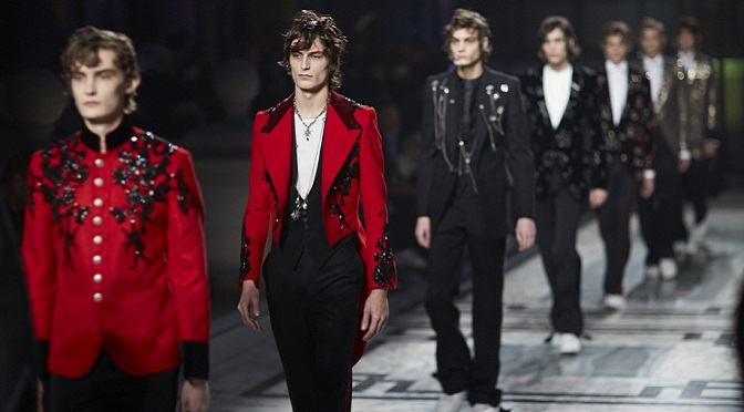 VIEW GALLERY: London Collections Men
