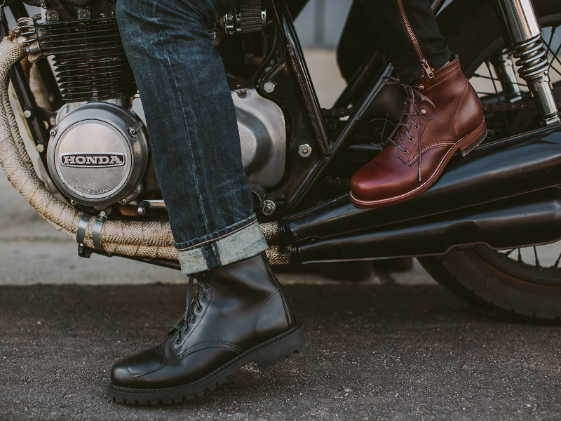 1f2b6cbce6a Wolverine 1000 Mile Revs Up with New Moto Boot – Sourcing Journal