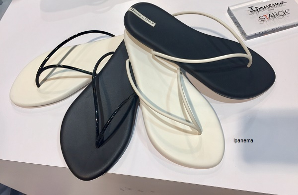 614e74a13133c The brand makes a fashion statement with a flip-flop that cradles the foot  like a boat