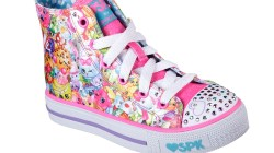 Skechers Launches Co-Branded Shopkins Collection
