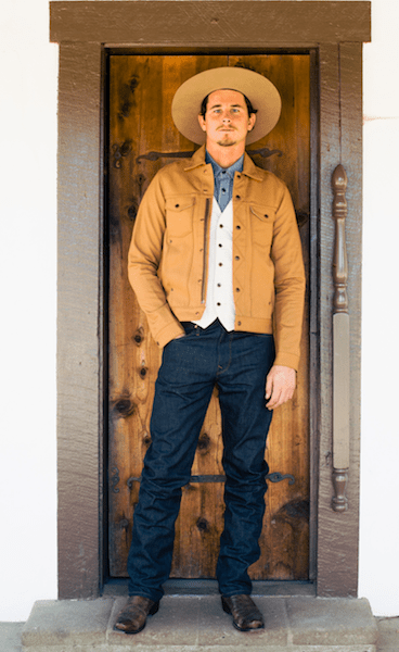 Freenote Goes West for Its U S  Denim Collection – Sourcing Journal