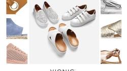 Vionic Kicks Off Spring '18 with