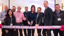 The ZDHC Unveils Hub Help Companies