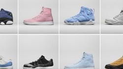 Jordan Brand Debuts Iconic Retros Summer