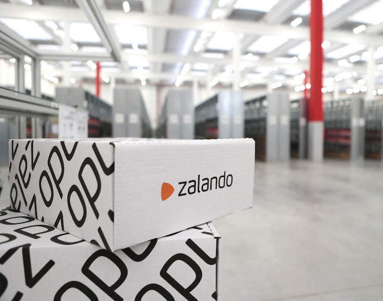 Zalando Expands Logistics Network in