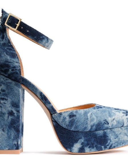 The Best Denim Shoes for This