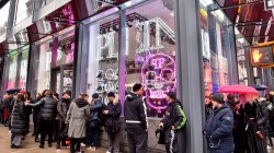 Designer Philipp Plein launched a SoHo