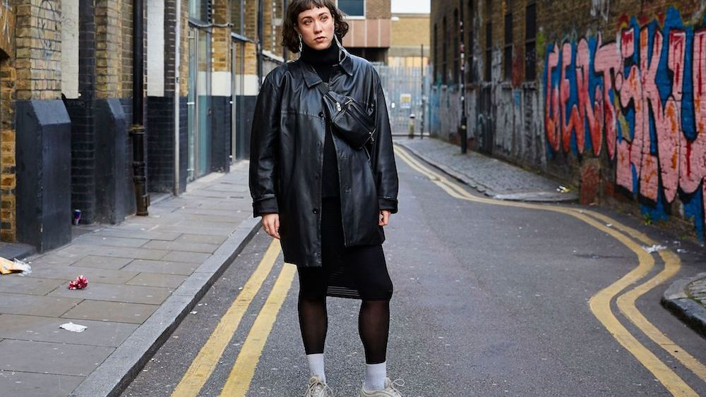 Goth Touches Down At London Fashion Week Men S Sourcing Journal