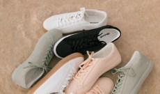 Madewell Makes First Foray Into the World of Sneakers