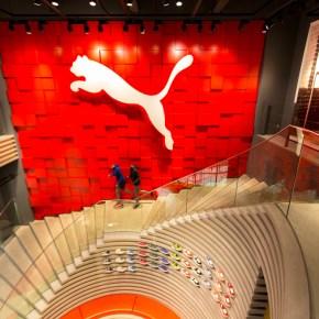 Image of Puma Osaka HQ