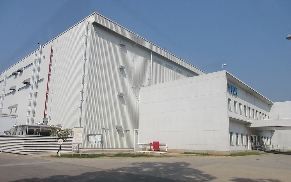 YKK facility in Bangladesh