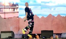 Sneakers Take Center Stage Among Coachella's Style Set