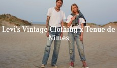 Tenue de Nîmes Celebrates 10-Year Milestone with Levi's Vintage Clothing