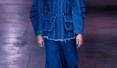 Spring/Summer 2020 Denim at London Fashion Week