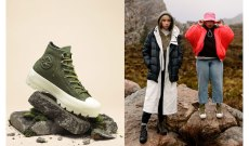 Converse's Second Cold-Weather Collection Blends Form and Function